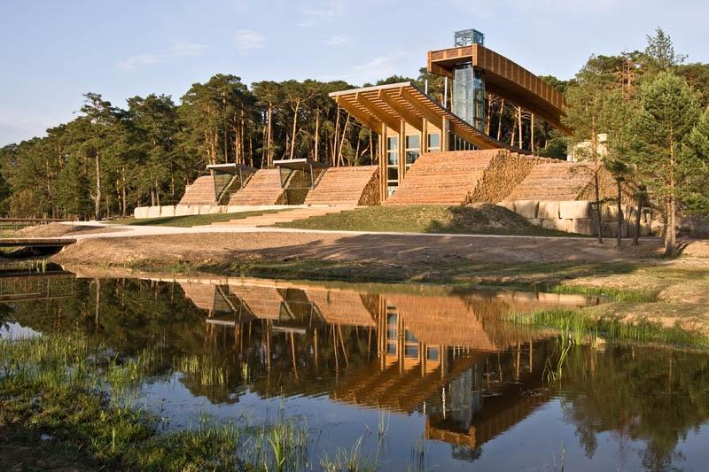 Casa de la madera en burgos conmadera - La casa de la madera valencia ...
