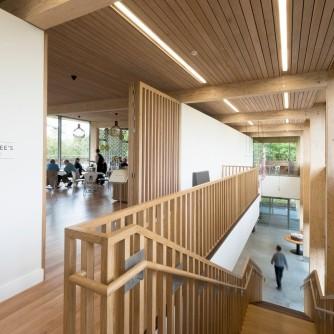 Abbotsford Visitor Reception Building 1