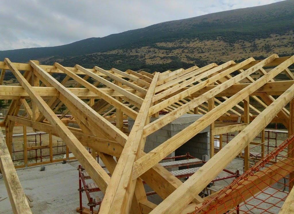 Albergue gure sustraiak conmadera - Arquitectura en madera ...