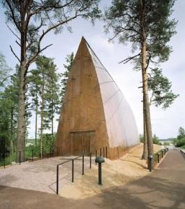 Capilla ecuménica de San Enrique, Turku2